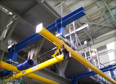 suppliers of eot Cranes, jib cranes, gantry cranes, overhead Cranes in dubai, abudhabi & across UAE